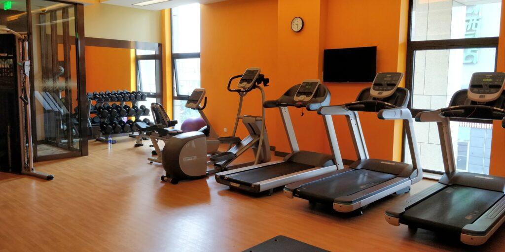 Hilton Garden Inn Shanghai Hongqiao Fitness 3