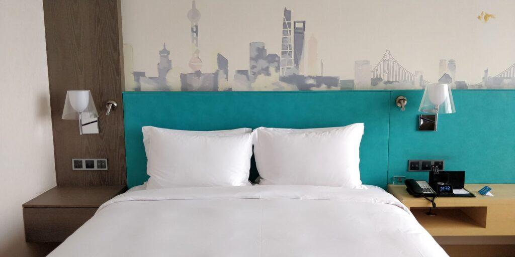 Hilton Garden Inn Shanghai Hongqiao Zimmer 2