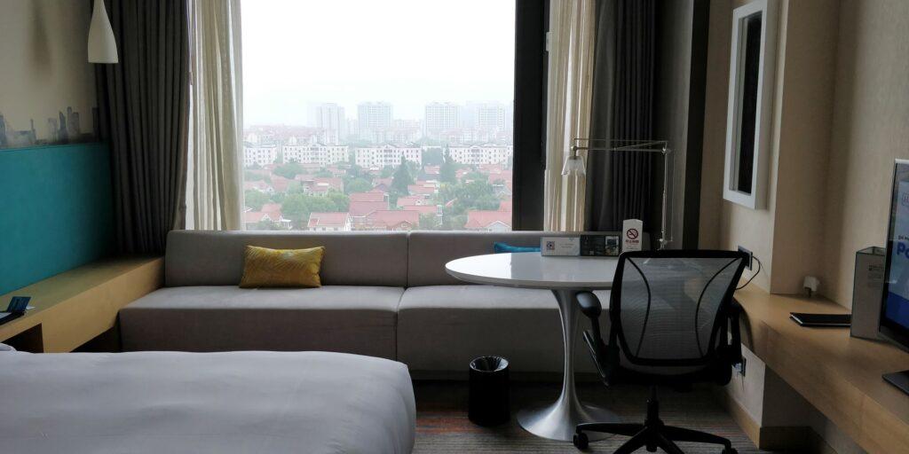 Hilton Garden Inn Shanghai Hongqiao Zimmer 6
