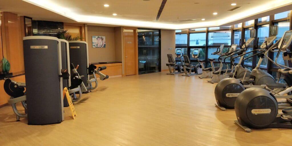 Hilton Guangzhou Baiyun Fitness