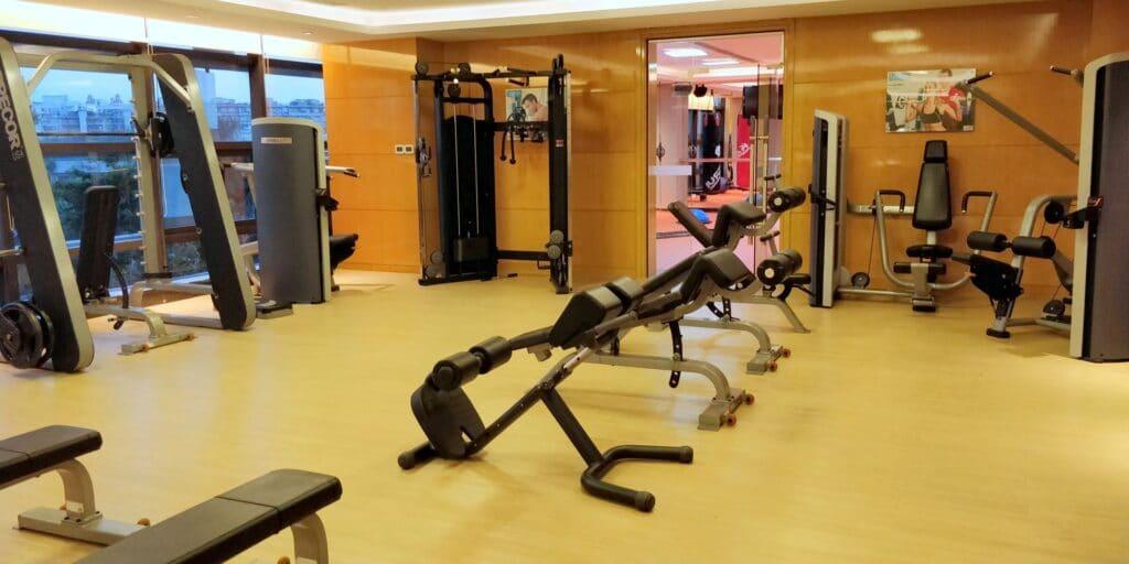 Hilton Guangzhou Baiyun Fitness 2