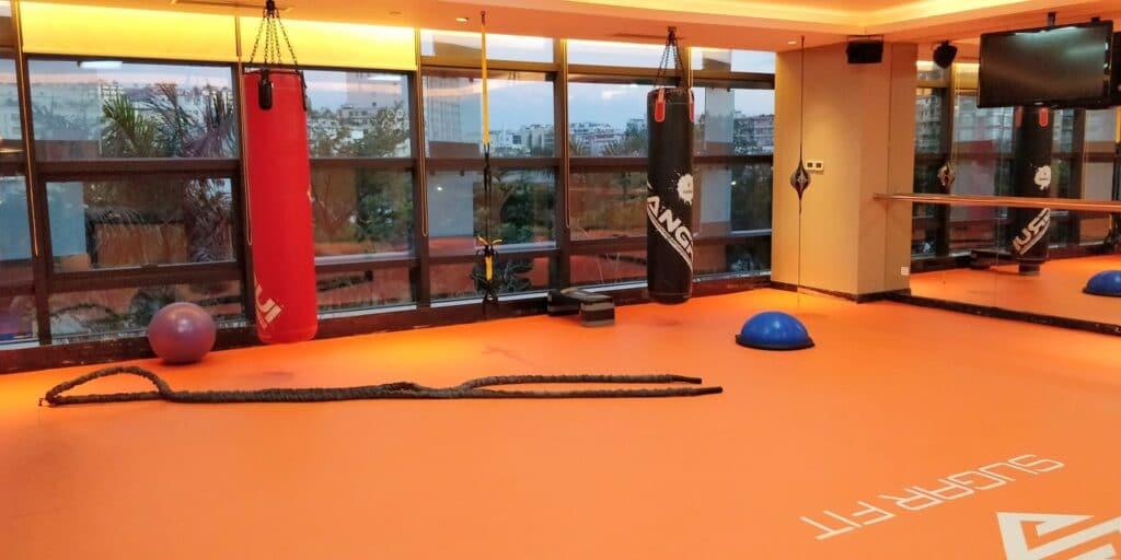 Hilton Guangzhou Baiyun Fitness 3