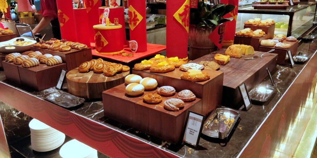 Hilton Guangzhou Baiyun Frühstück