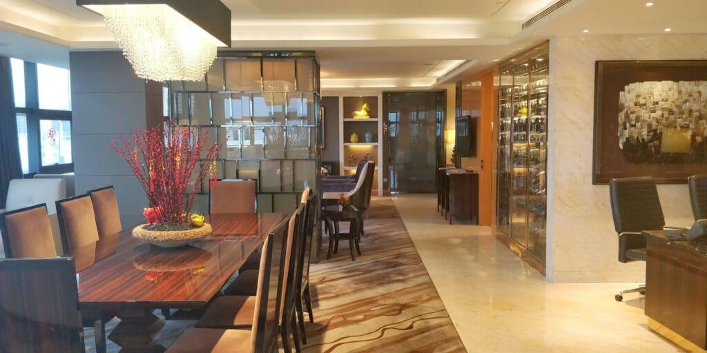 Hilton Guangzhou Baiyun Lounge