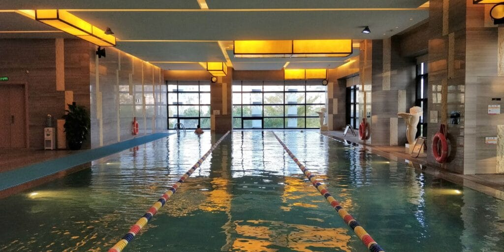 Hilton Guangzhou Baiyun Pool