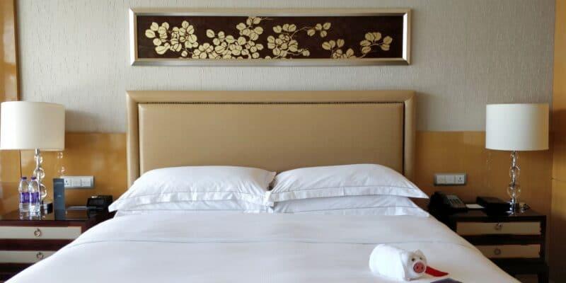 Hilton Guangzhou Baiyun Suite Schlafzimmer 3