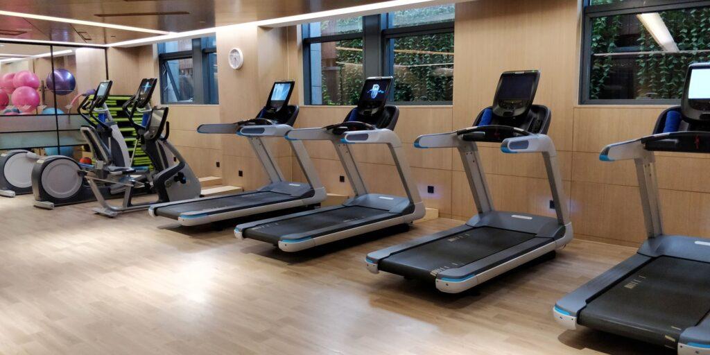 Hilton Hangzhou Xiaoshan Fitness
