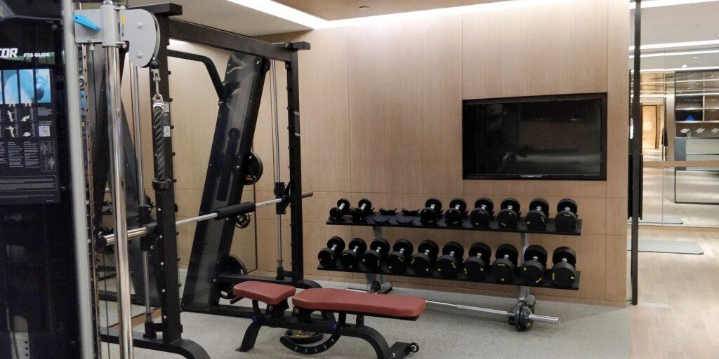 Hilton Hangzhou Xiaoshan Fitness 2