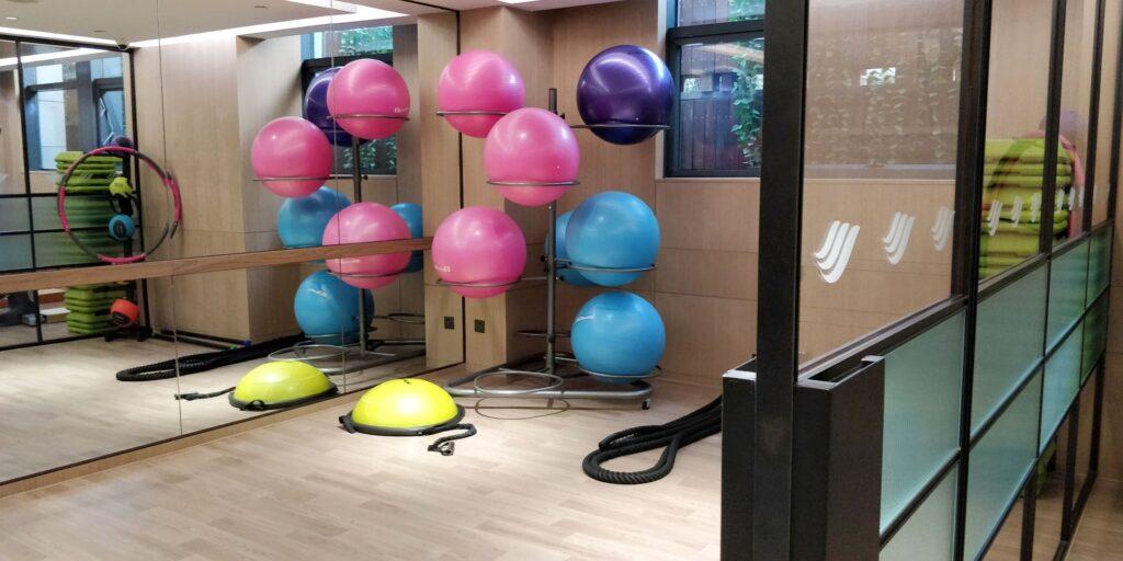 Hilton Hangzhou Xiaoshan Fitness 3