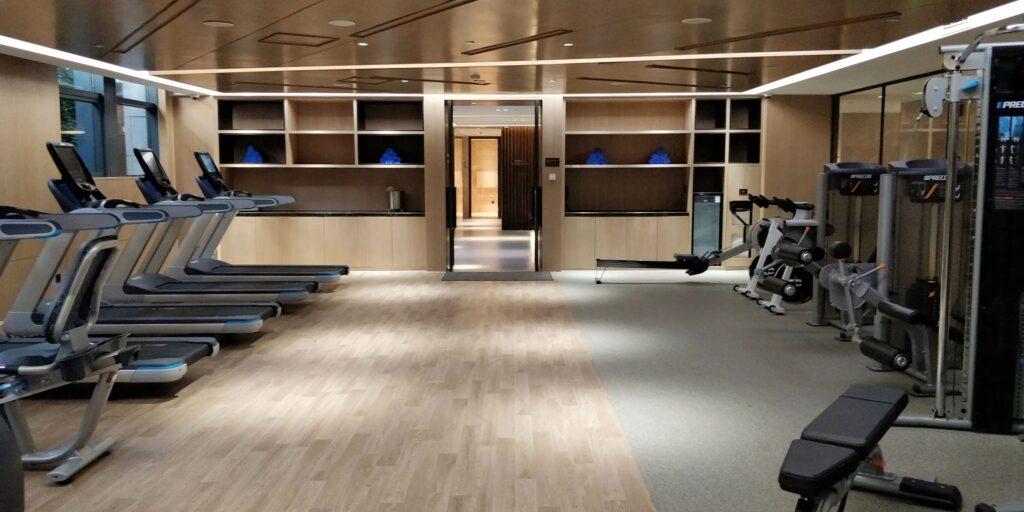 Hilton Hangzhou Xiaoshan Fitness 4