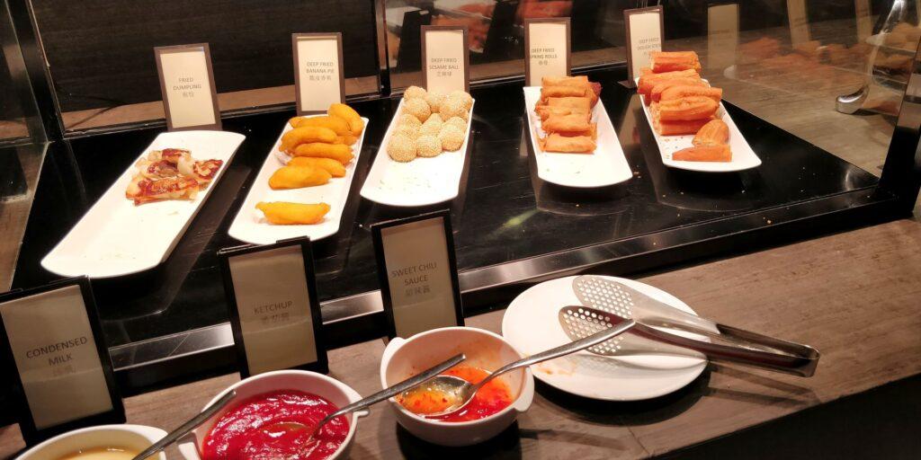 Hilton Hangzhou Xiaoshan Frühstück