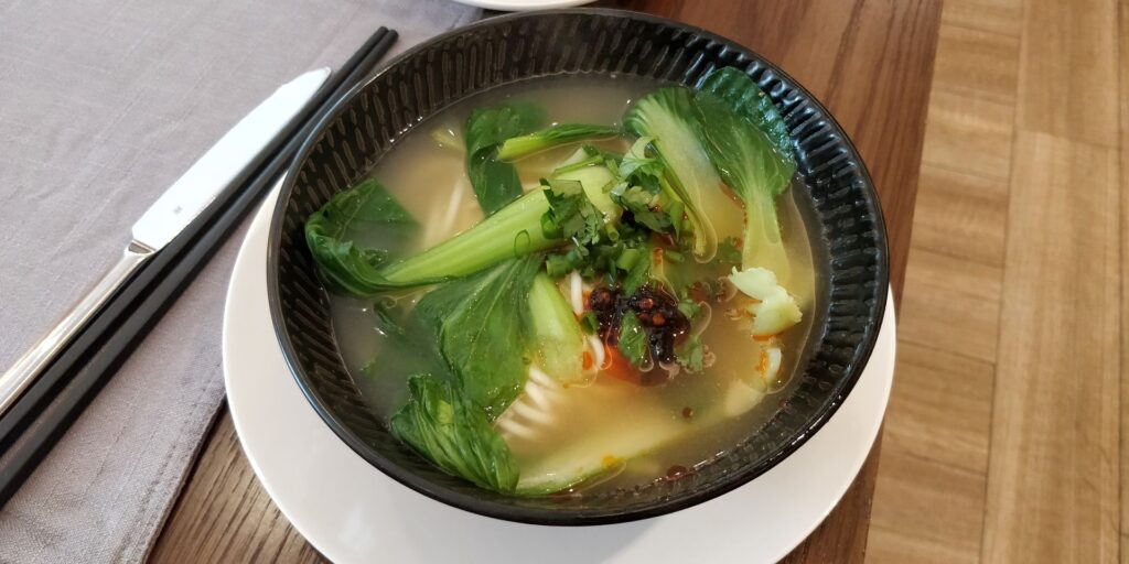 Hilton Hangzhou Xiaoshan Frühstück 4