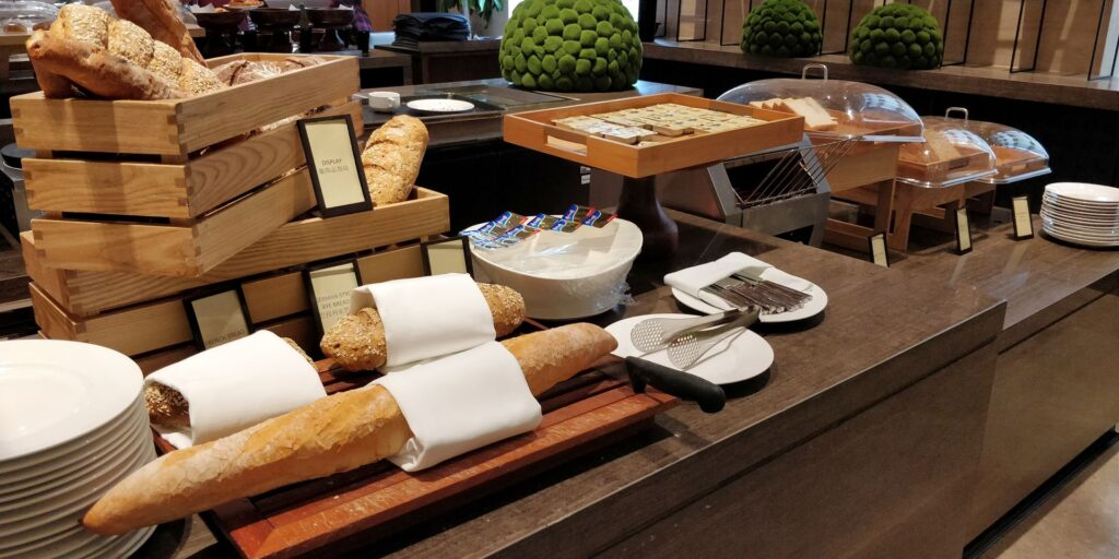 Hilton Hangzhou Xiaoshan Frühstück 5