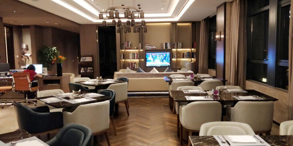 Hilton Hangzhou Xiaoshan Lounge