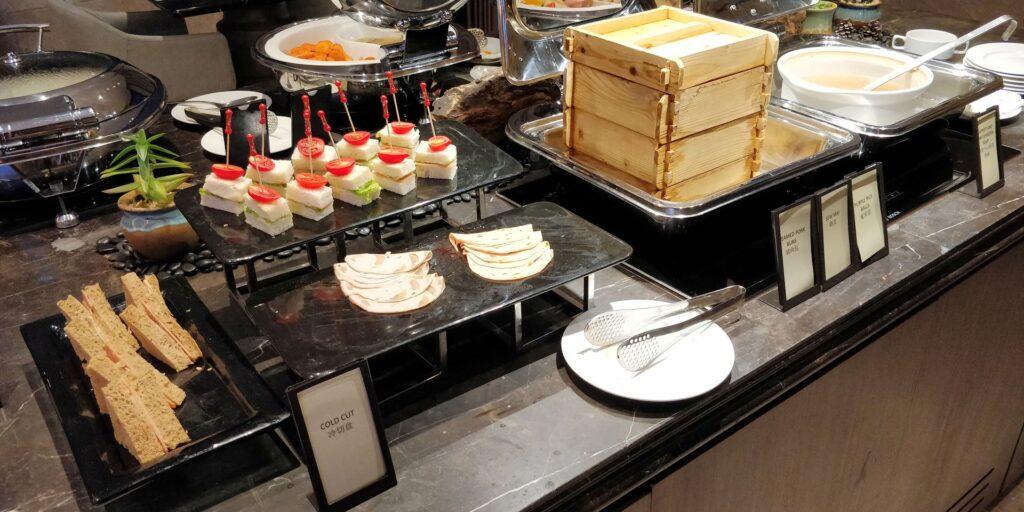 Hilton Hangzhou Xiaoshan Lounge Abendessen 3
