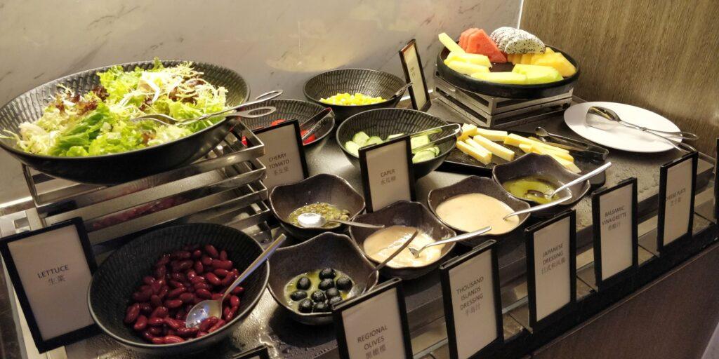 Hilton Hangzhou Xiaoshan Lounge Abendessen 4
