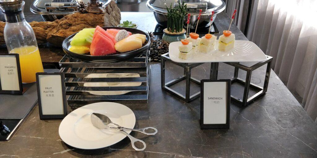 Hilton Hangzhou Xiaoshan Lounge Afternoon Tea
