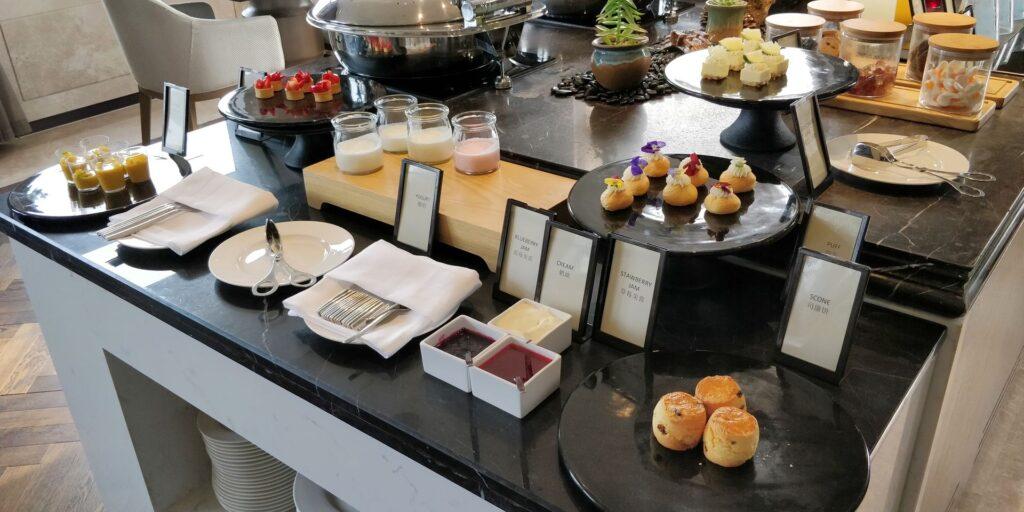 Hilton Hangzhou Xiaoshan Lounge Afternoon Tea 2