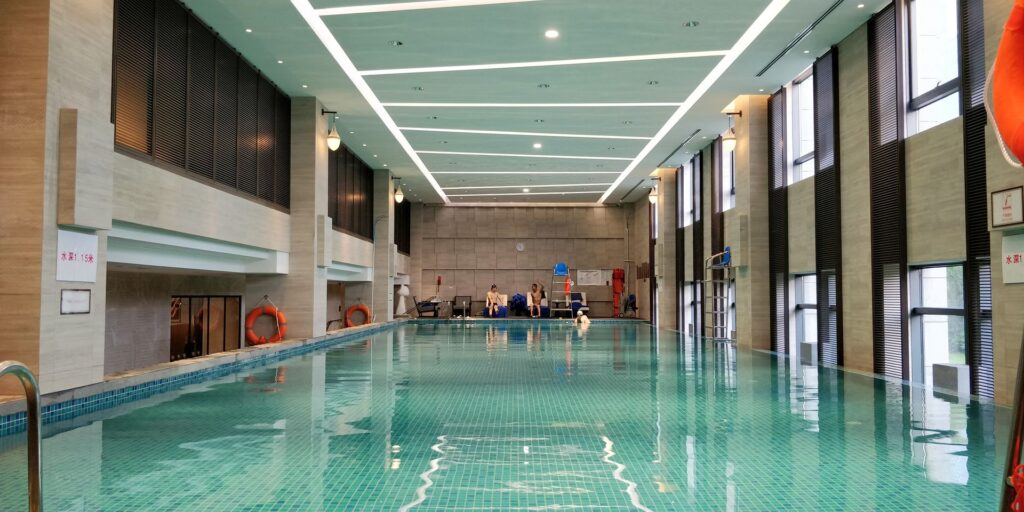 Hilton Hangzhou Xiaoshan Pool 2