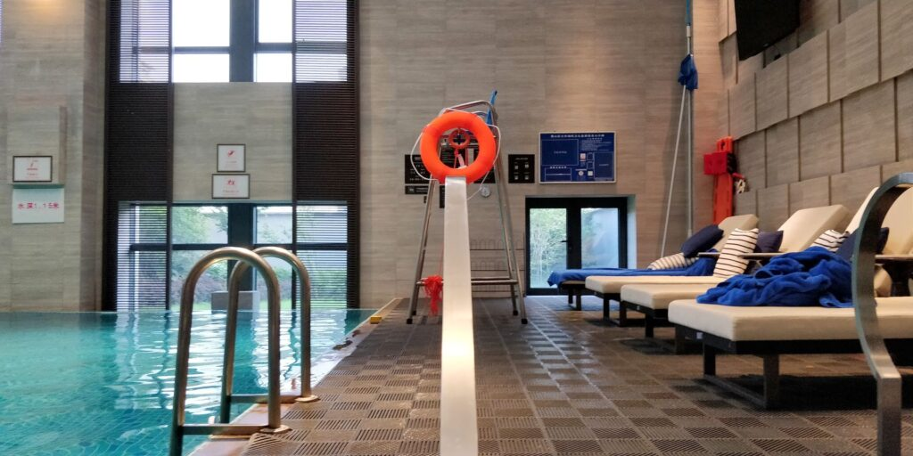 Hilton Hangzhou Xiaoshan Pool 3