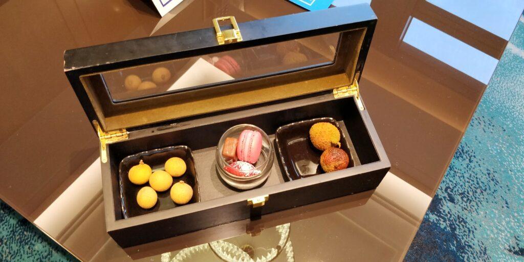 Hilton Hangzhou Xiaoshan Willkommensgeschenk