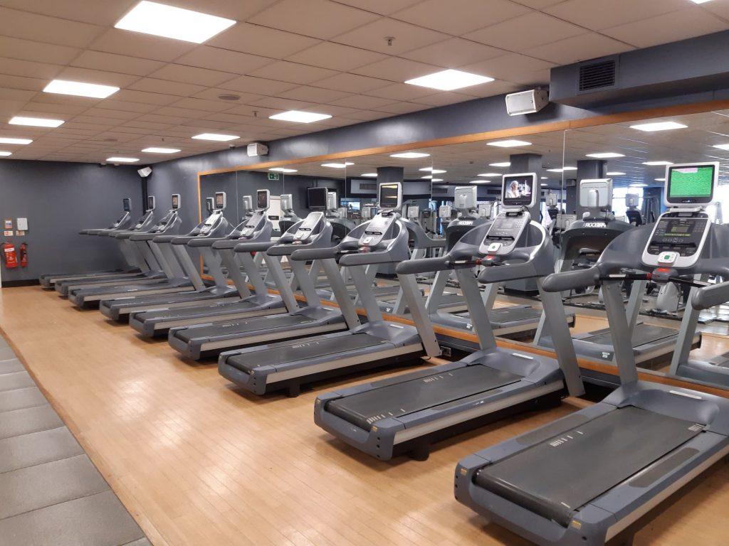 Hilton Sheffield Fitness