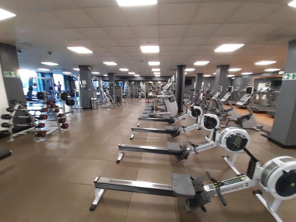Hilton Sheffield Fitness 2