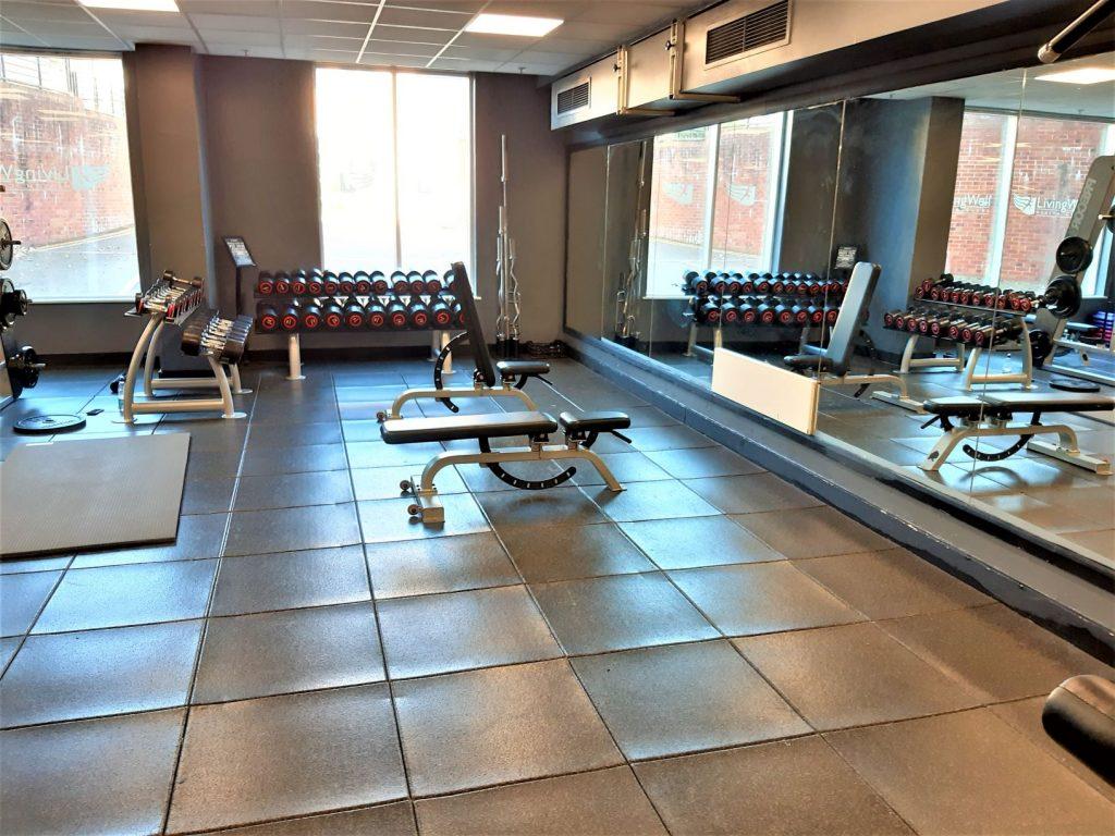 Hilton Sheffield Fitness 3