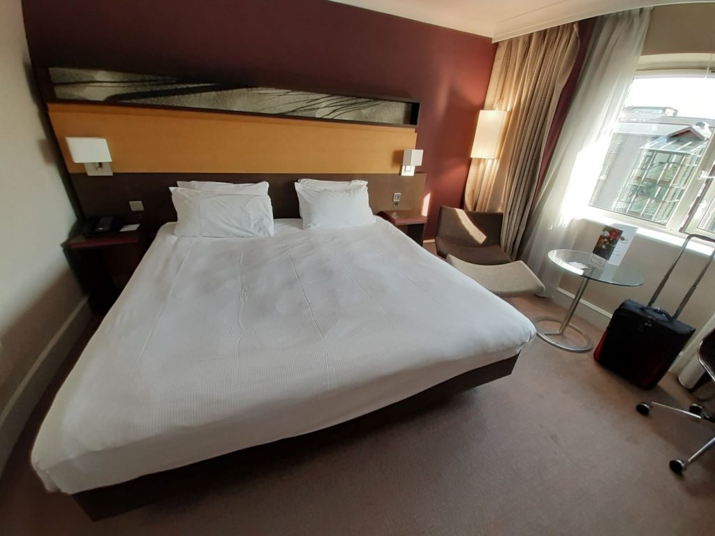 Hilton Sheffield Zimmer