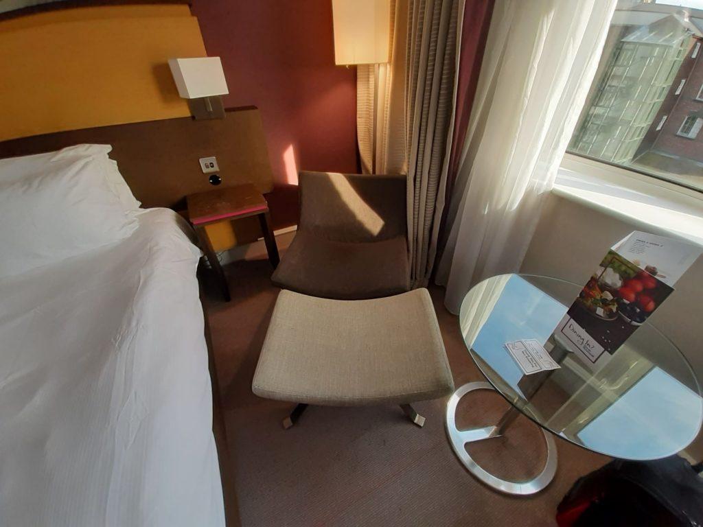 Hilton Sheffield Zimmer 2