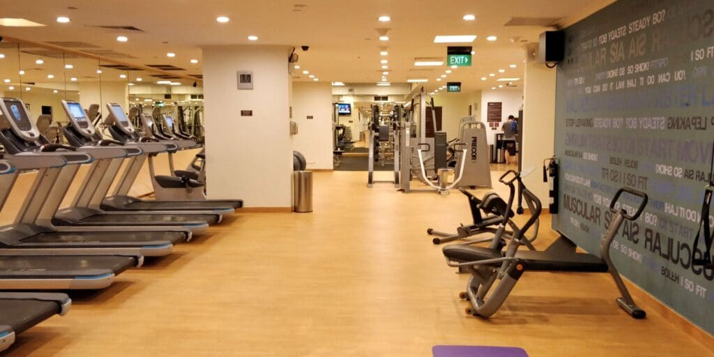 Hilton Singapur Fitness