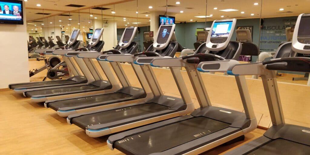 Hilton Singapur Fitness 2