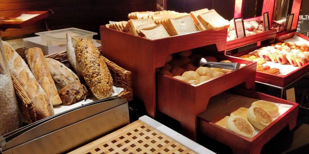 Hilton Singapur Frühstück 3
