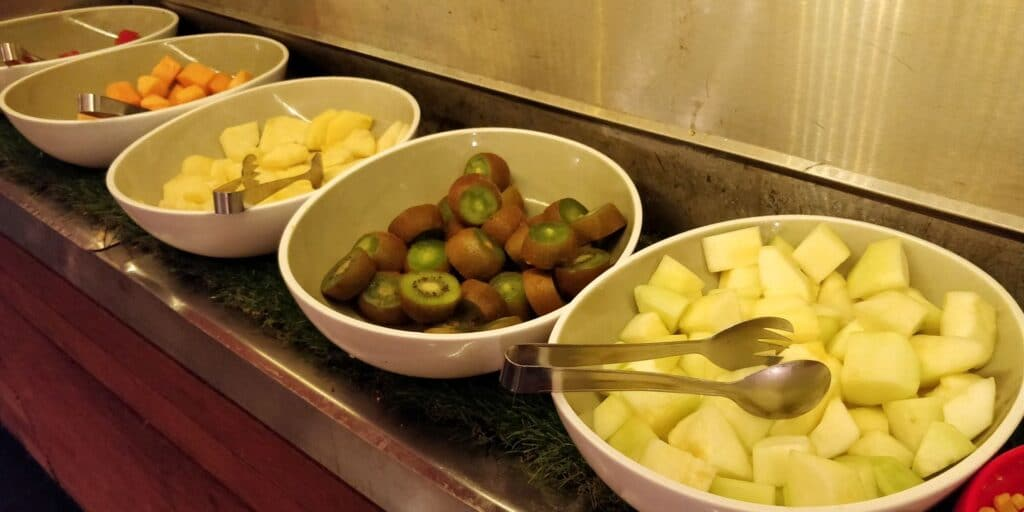 Hilton Singapur Frühstück 4