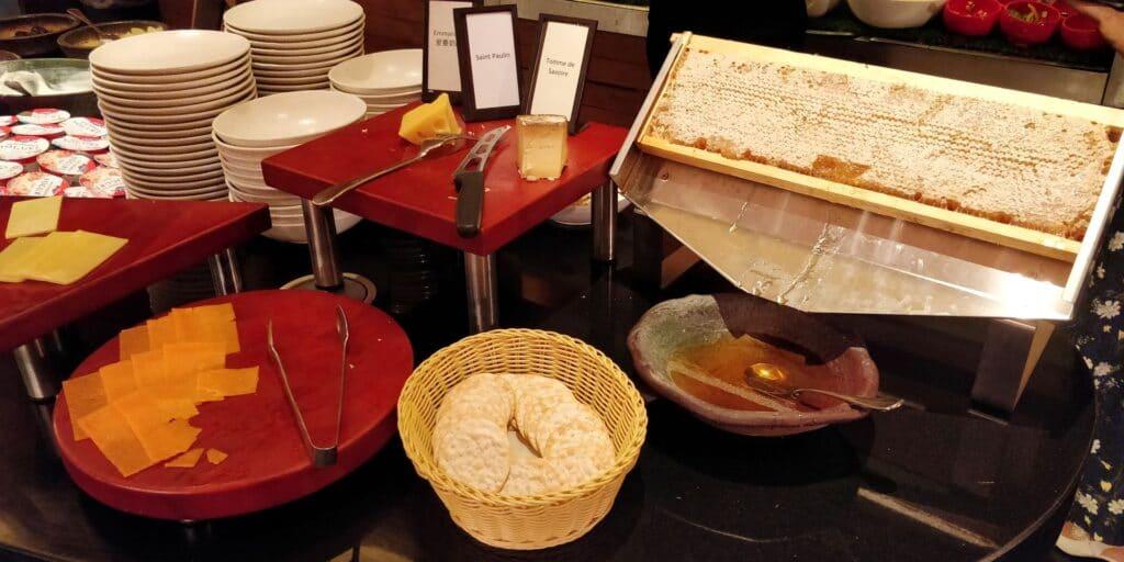 Hilton Singapur Frühstück 8