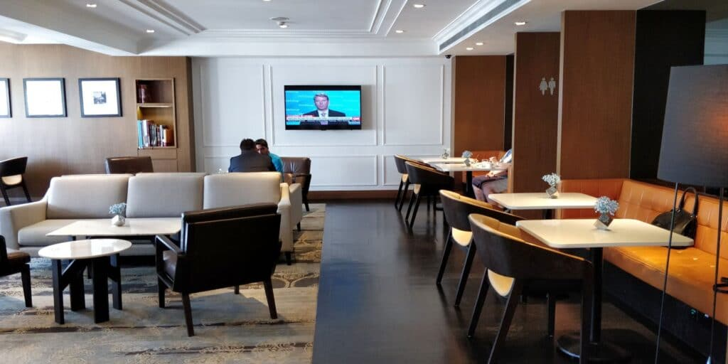 Hilton Singapur Lounge