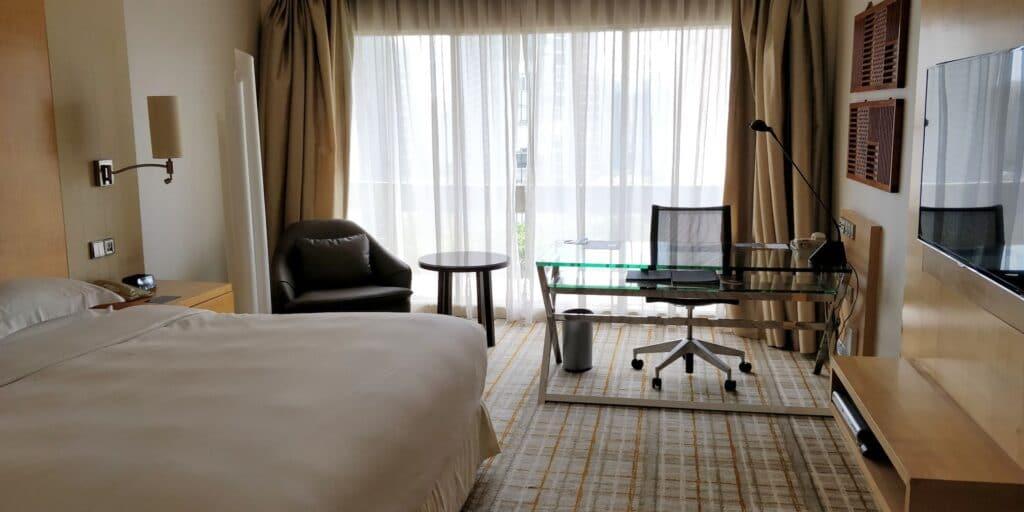Hilton Singapur Zimmer
