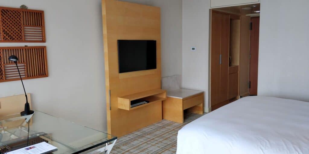 Hilton Singapur Zimmer 5