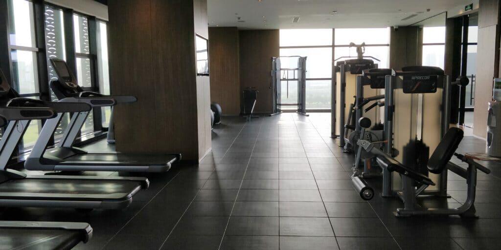 Hilton Suzhou Fitness