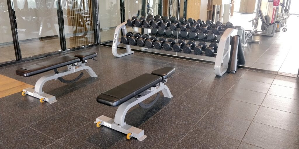 Hilton Suzhou Fitness 2