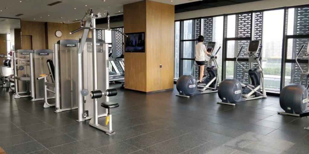 Hilton Suzhou Fitness 3
