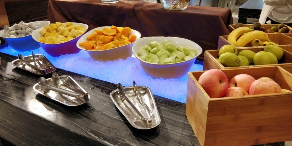 Hilton Suzhou Frühstück 6