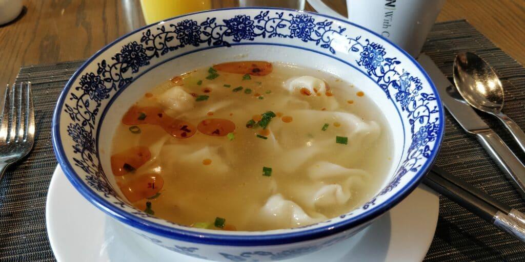 Hilton Suzhou Frühstück 9