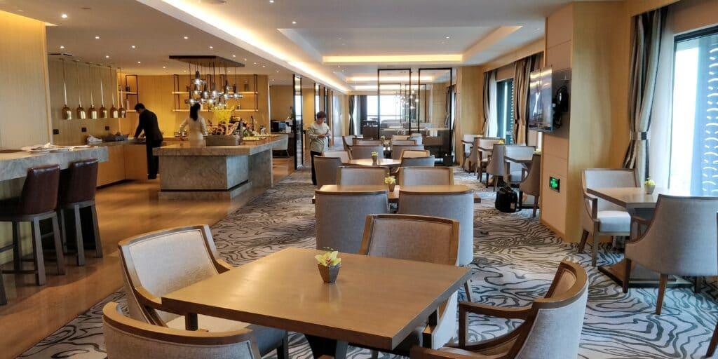 Hilton Suzhou Lounge