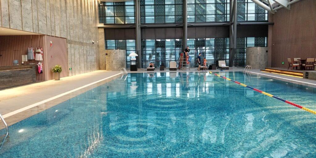 Hilton Suzhou Pool 2
