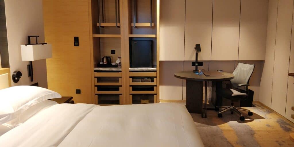 Hilton Suzhou Zimmer 7