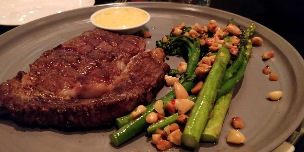 Hilton Sydney Abendessen 3