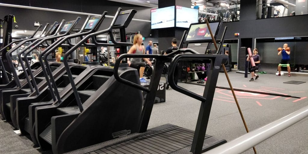 Hilton Sydney Fitness