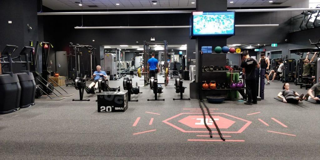 Hilton Sydney Fitness 4