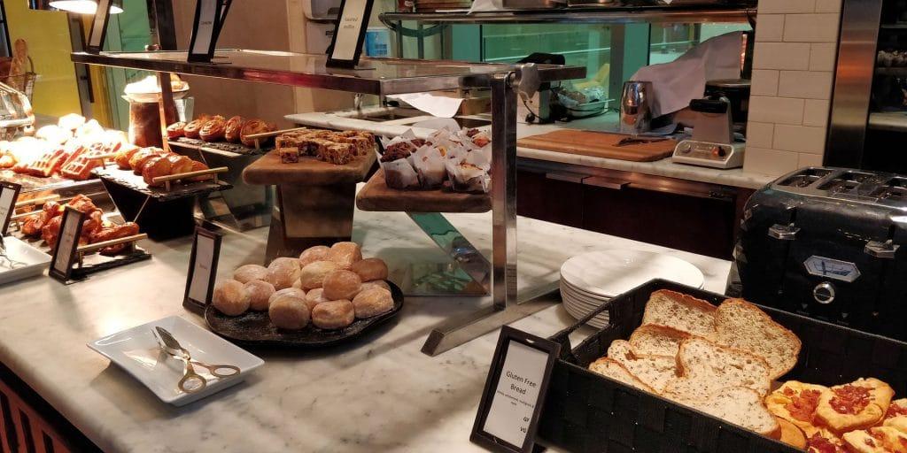 Hilton Sydney Frühstück